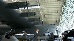 1440 Spruce Goose 2 Stock Footage