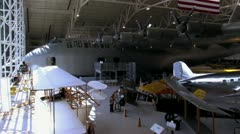 1440 Spruce Goose 6 Stock Footage