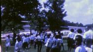 BLACK SCHOOL Children Kids African American 1965 Vintage Film Home Movie 6338 Stock Footage