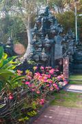 Goa lawah, bali, indonesia Stock Photos