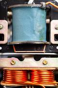 power supply - stock photo