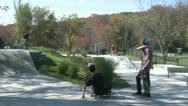 Stock Video Footage of Young skaters (4 of 10)