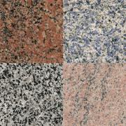 natural stone - stock photo