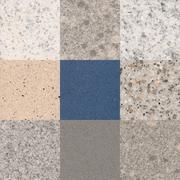 stone agglomerate - stock photo