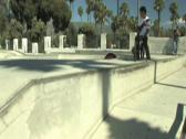 Stock Video Footage of Skate Park - bike ramp jump