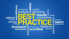 Best Practice - stock footage