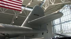1080p Spruce Goose Tail Stock Footage
