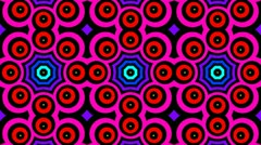 Circle spectrum Stock Footage