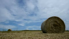 hay.mp4 - stock footage