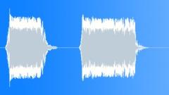 Alien siren 2 - sound effect
