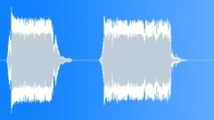 Alien siren - sound effect
