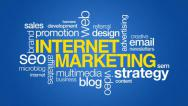 Stock Video Footage of Internet Marketing
