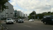 Traffic in Seoul Stock Footage