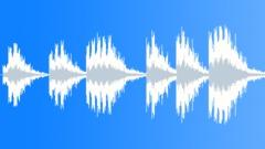Machine Gun Short And Long Bursts Sound Effect