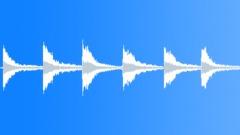 Fire Truck Bell 6x - sound effect