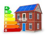 Alternative energy concept Stock Illustration