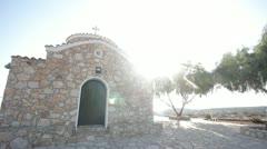 Stock Video Footage of Ayios Elias / Prophet Elias Church