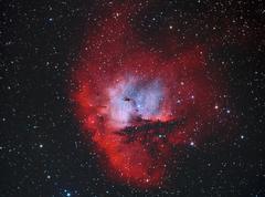 Ngc281 pacman nebula Stock Photos