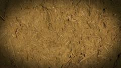 Mud Wall Loop Stock Footage