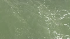 Green Cape Ocean Water GFHD Stock Footage