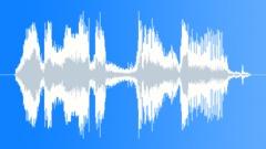 Robot voice 4 Sound Effect