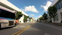Miami Design District Stock Footage