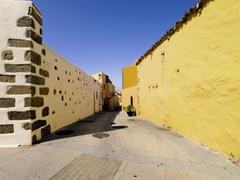 Aguimes, gran canaria, canary islands, spain Stock Photos