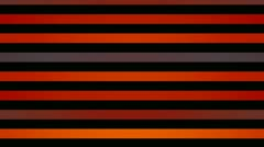 Horisontal fire stripes Stock Footage