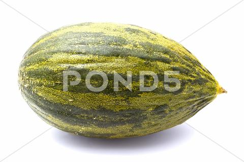 Stock photo of fresh and delicious melon