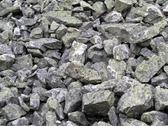Rocky gravel stones background Stock Photos
