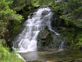 Stock Photo of waterfall
