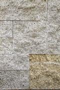 Texture of stone brick Stock Photos