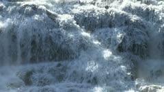 Amazing Waterfall - stock footage