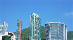 Hongkong - stock footage