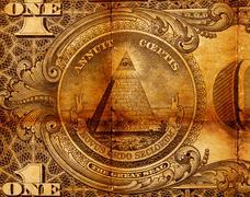 Stock Photo of US DOLLAR
