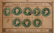 OLD STAMP Stock Photos