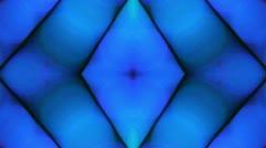 Flashing Neon pattern. Stock Footage