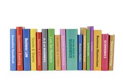 Books - Business - stock photo