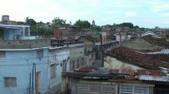 Santiago de Cuba, Overview Stock Footage