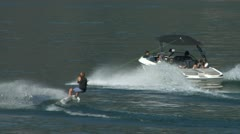 Wakeboard 23 e Stock Footage