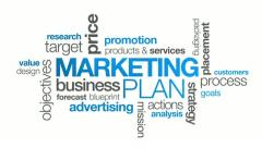 Stock Video Footage of Marketing Plan