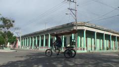 Santiago de Cuba, Streetview 2 Stock Footage