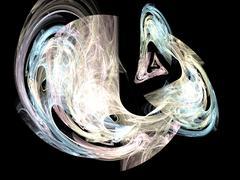 Stock Illustration of digital fractal