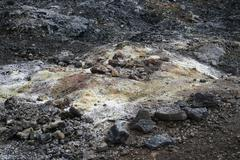 geothermal - stock photo
