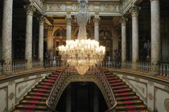Dolmabahce Palace.jpg Stock Photos