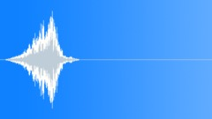 Small powerful swoosh 6 - sound effect