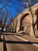 Perugia walls, italy Stock Photos