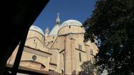 Stock Video Footage of Basilica of Saint Anthony of Padua