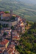 Motovun - croatia Stock Photos