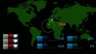 GPS navigation ( 2 of 3 ) Stock Footage